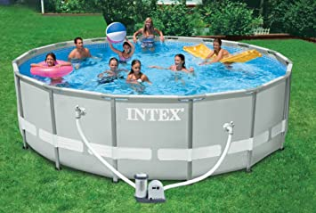 Pool Liner For Intex 18 X 48 Ultra Frame Pool Amazon Co Uk