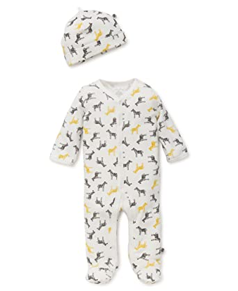 8bff2e204 Amazon.com  OffSpring - Baby Apparel Boys  Newborn Footie  Clothing