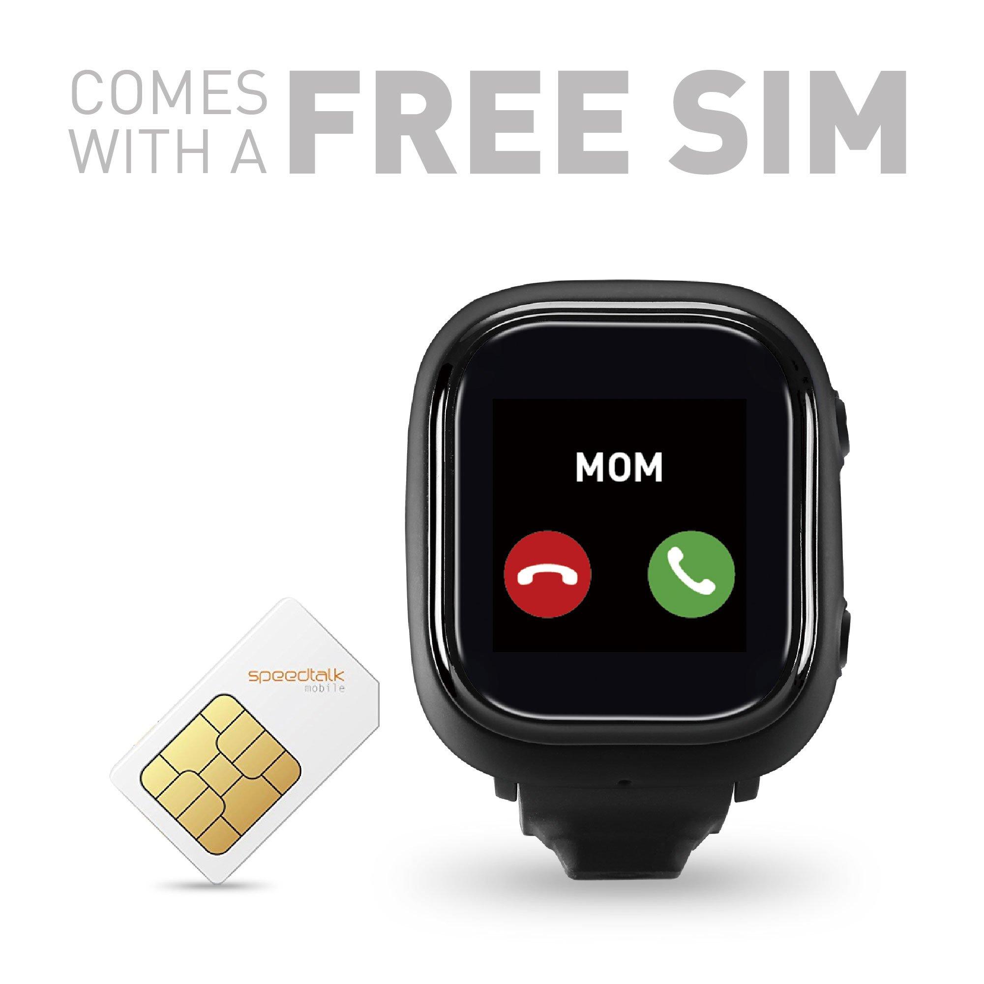 TickTalk 2 0 Touch Screen Kids Smart Watch, GPS Phone Watch