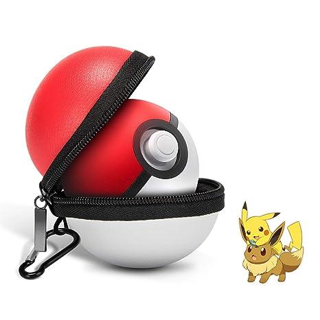 Estuche portátil para control de Nintendo Switch Poke Ball ...