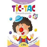 Tic-Tac. Tempo de Aprender - Volume 3