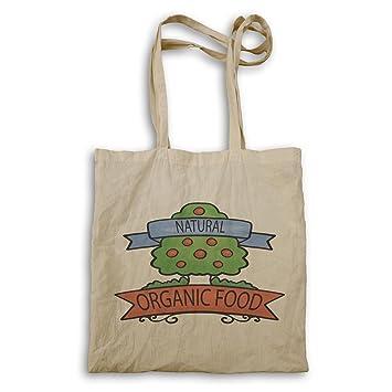 ade29cbf39 Chef de cuisine bio drôle végétalien sain Sac à main d504r: Amazon ...