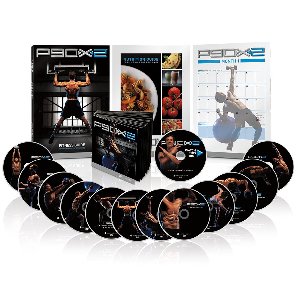 Amazon.com : P90X2 DVD Workout - Base Kit : Exercise And Fitness ...