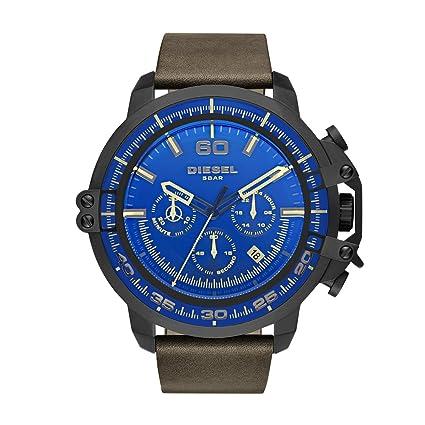 DieseI Deadeye Analog Black Dial Men's Watch - DZ4405
