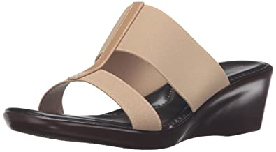 fee7e7527bc6 ITALIAN Shoemakers Women s 400m Wedge Sandal
