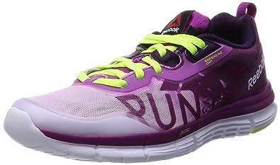 c8526050062 Reebok Zquick Soul GP Womens Running Sneakers-Fuchsia-6