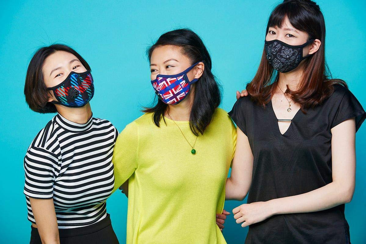 masque anti pollution militaire