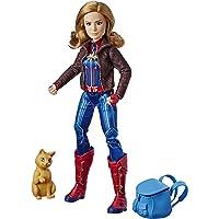 Marvel Movie Captain Super Hero Doll Goose The Cat