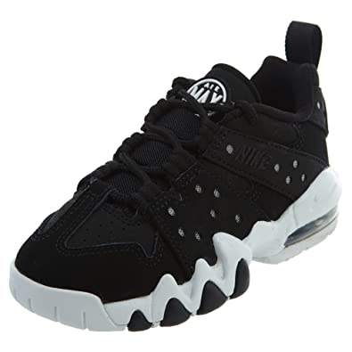 innovative design 65486 e4f72 Nike Mens Air Max CB 94 Low Shoe (Black White Black, 1Y