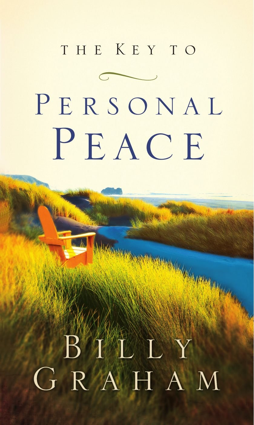 Key Personal Peace Billy Graham