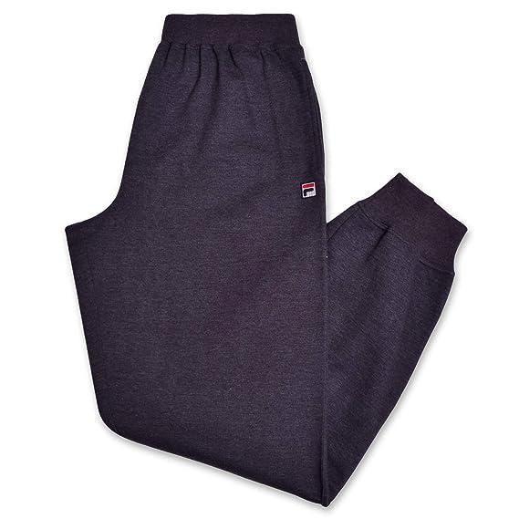 Fila - Pantalones de chándal para Hombre con Logo atlético con ...