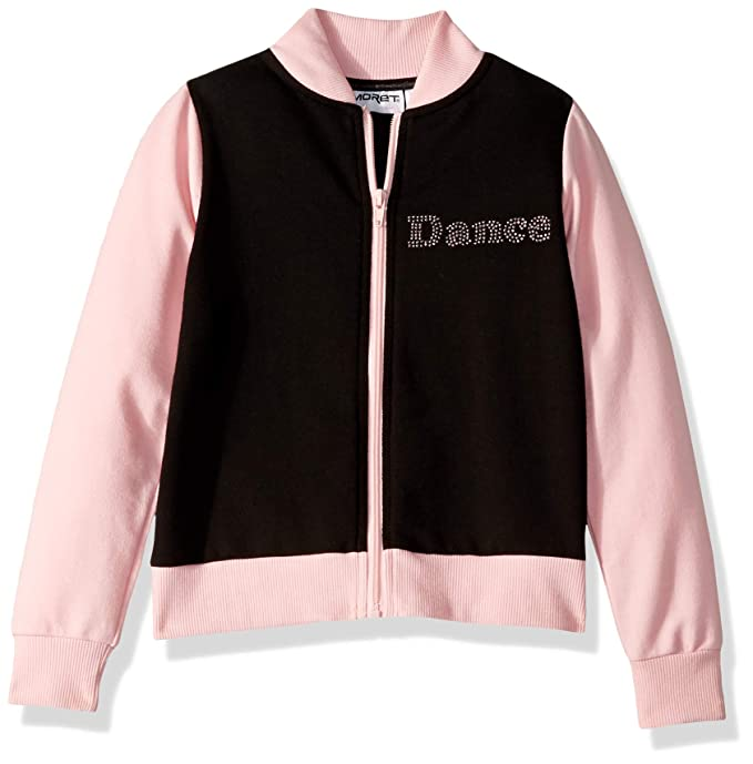 Amazon.com: Jacques Moret - Chaqueta de baile para niña, XS ...