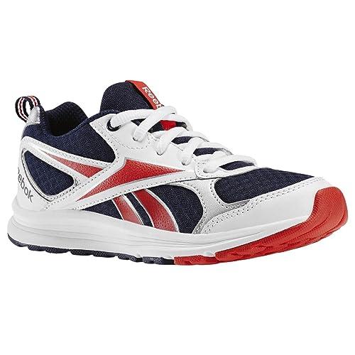 dc2a02515d0e4 Reebok Almotio RS - Zapatillas para niño  Amazon.es  Zapatos y complementos