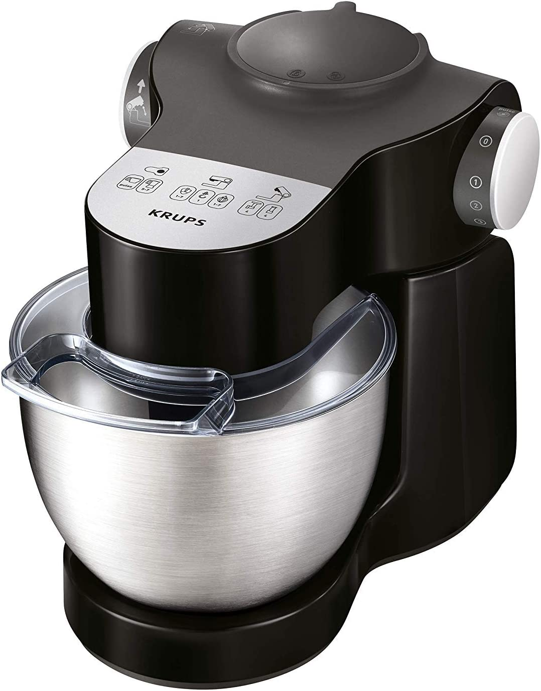 Krups KA3198 Master Perfect Plus Robot de cocina, 1000 W, 4 litros ...