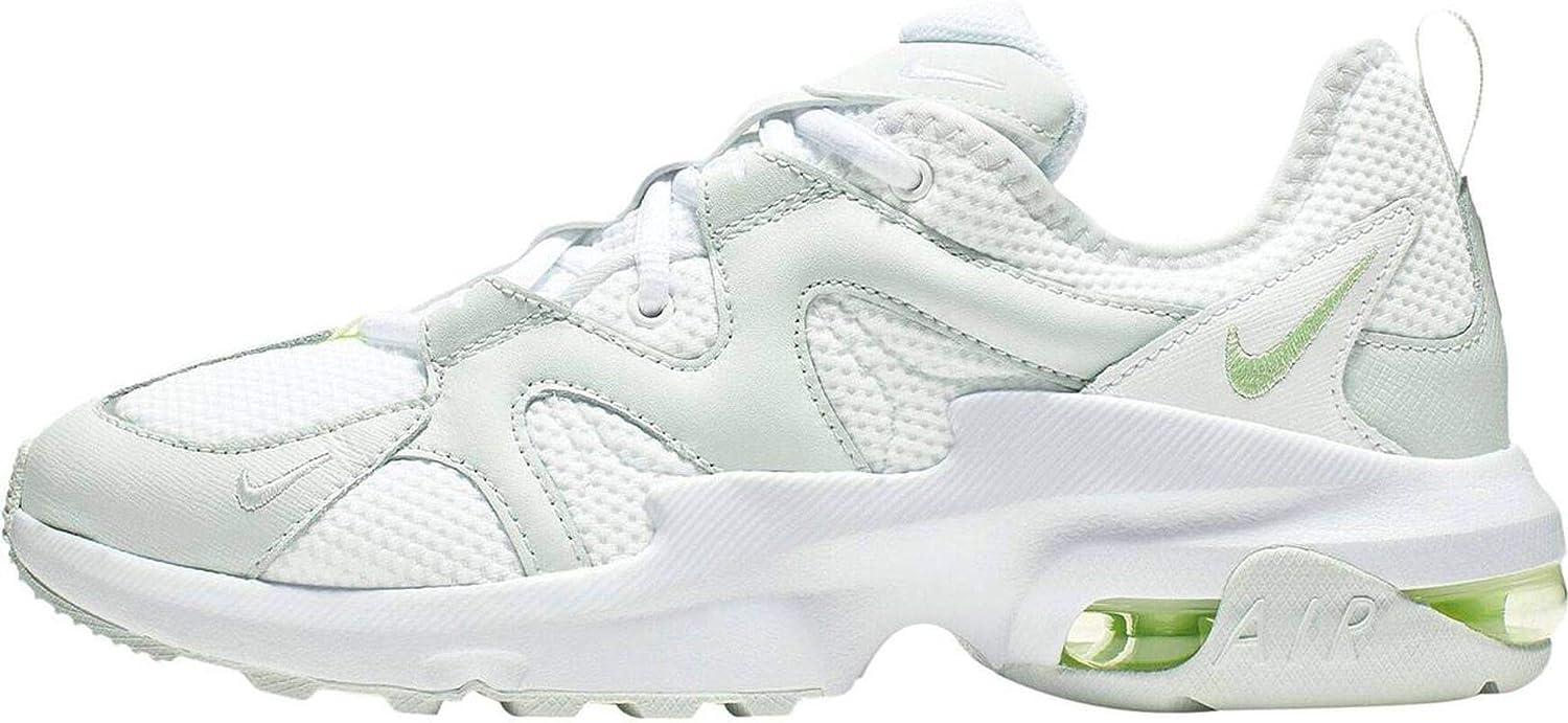 Nike Air MAX Graviton, Zapatillas de Trail Running para Mujer, Blanco (White/Barely Volt/Ghost Aqua 102), 44 EU: Amazon.es: Zapatos y complementos