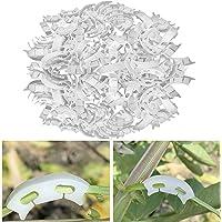 Apofly 90 Degree Plant Bender,LST Training,Plant Clip Plant Growth Manipulation Kit Plastic Red 10PCS