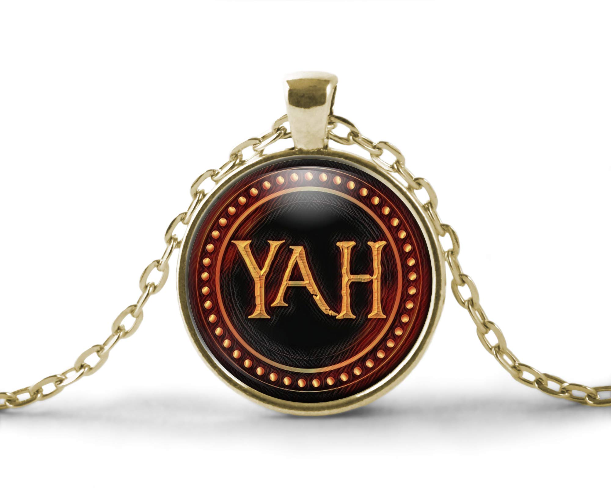 TAHLIA YAH Necklace - Hebrew Israelite Jewelry, Torah Messianic Necklaces for Men, Women or Child