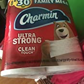 Customer image - Charmin ultra Strong Toilet Paper