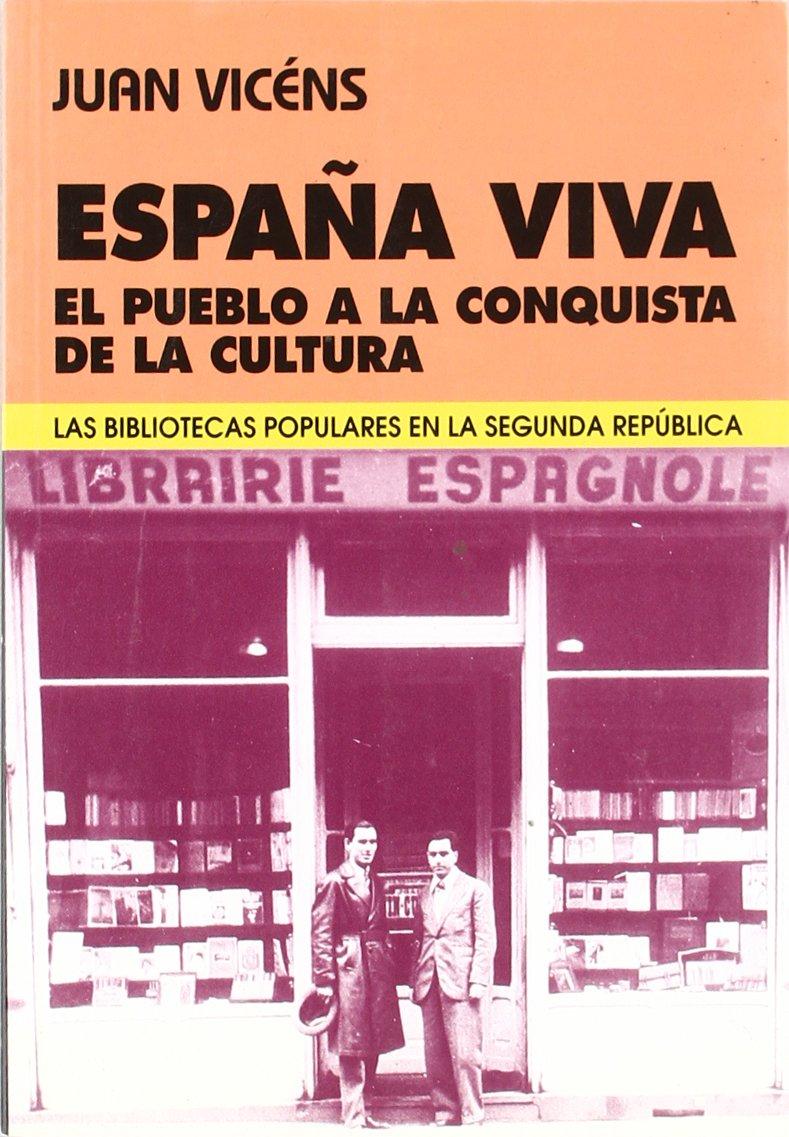ESPAÑA VIVA: Amazon.es: Vicens de la Llave, Juan: Libros