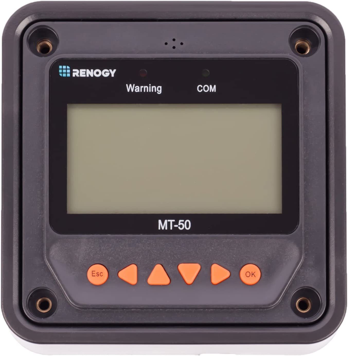 Renogy Tracer Meter MT-50 for Commander Charge Controller with LCD Display
