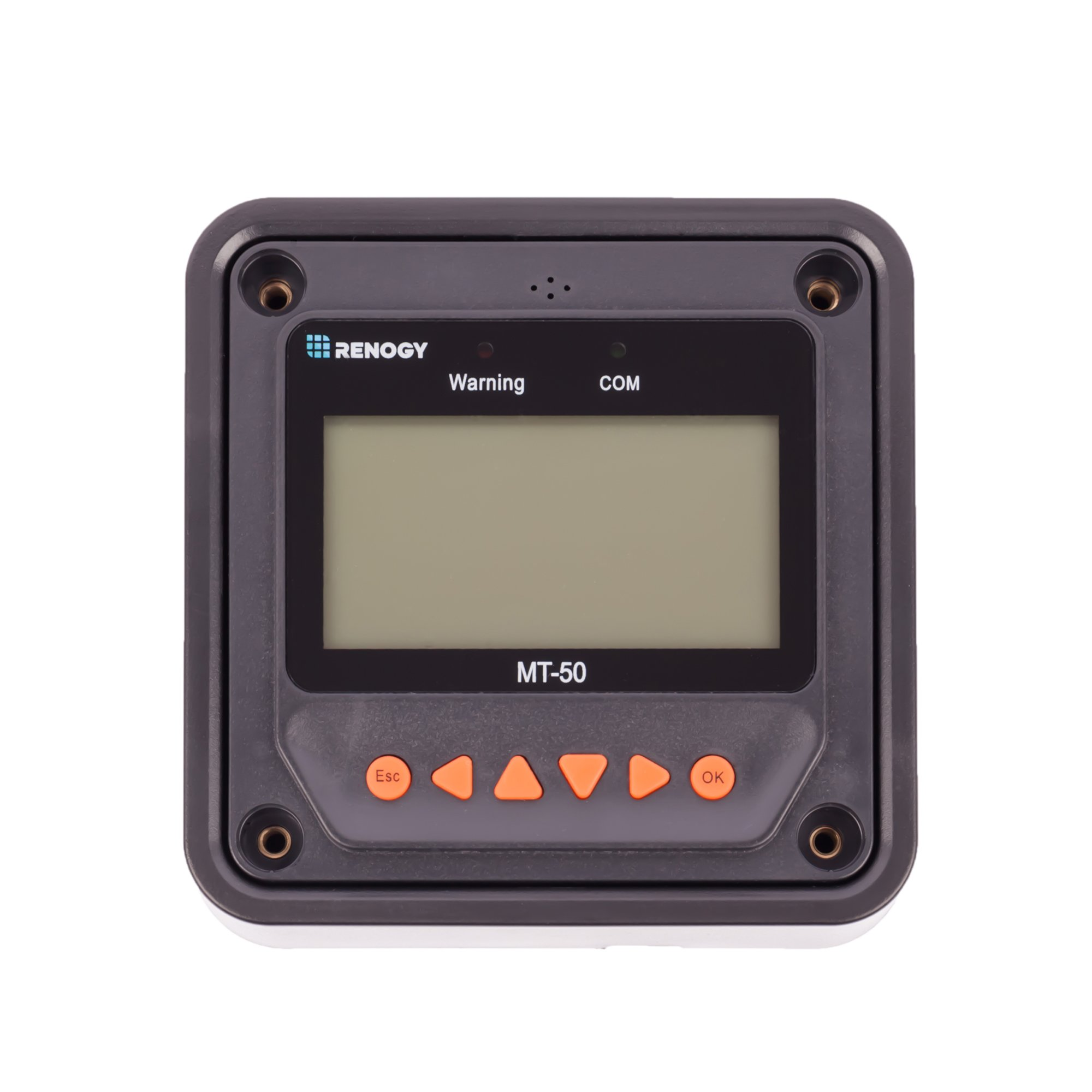 Renogy Tracer Meter MT-50 for Commander Charge Controller with LCD Display by Renogy