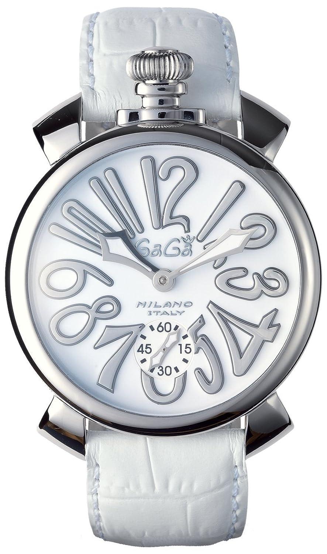 GAGA MILANO 5010.10S MANUALE 48MM ガガミラノ 腕時計 レザーベルト [並行輸入品] B00LRJSVAY