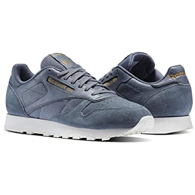 1a5c39657ef Image Unavailable. Image not available for. Color  Reebok Men s Classic  Leather Alr Sneakers ...