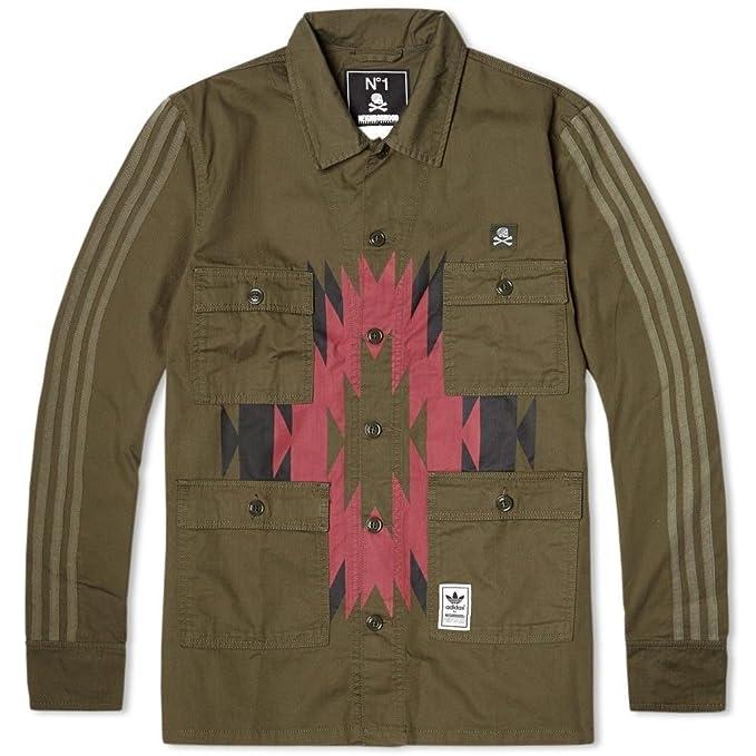 adidas Originals para Hombre Tokyo Barrio Camiseta Grande: Amazon.es: Ropa y accesorios