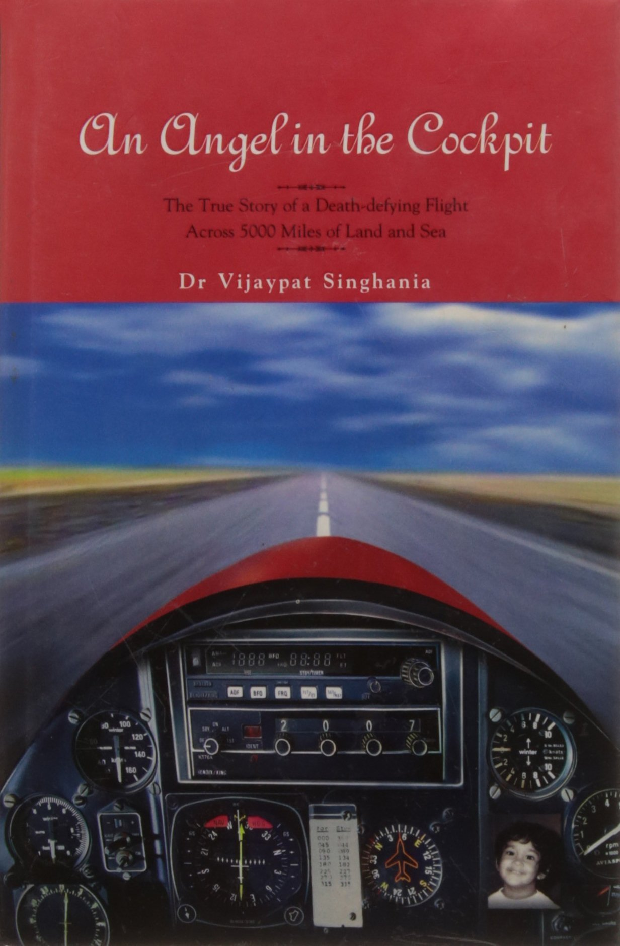 Buy An Angel in the Cockpit Book Online at Low Prices in India | An