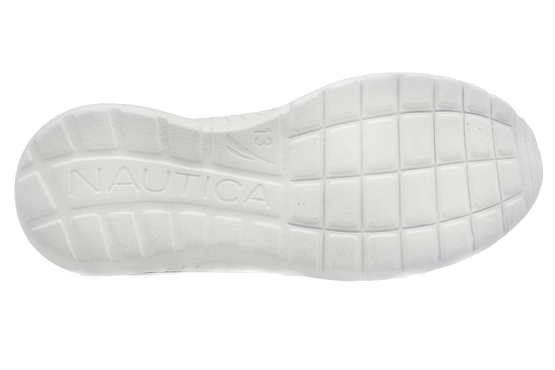 Nautica Kids Boys Slip On Sneaker Comfortable Running Shoes Little Kid//Big Kid