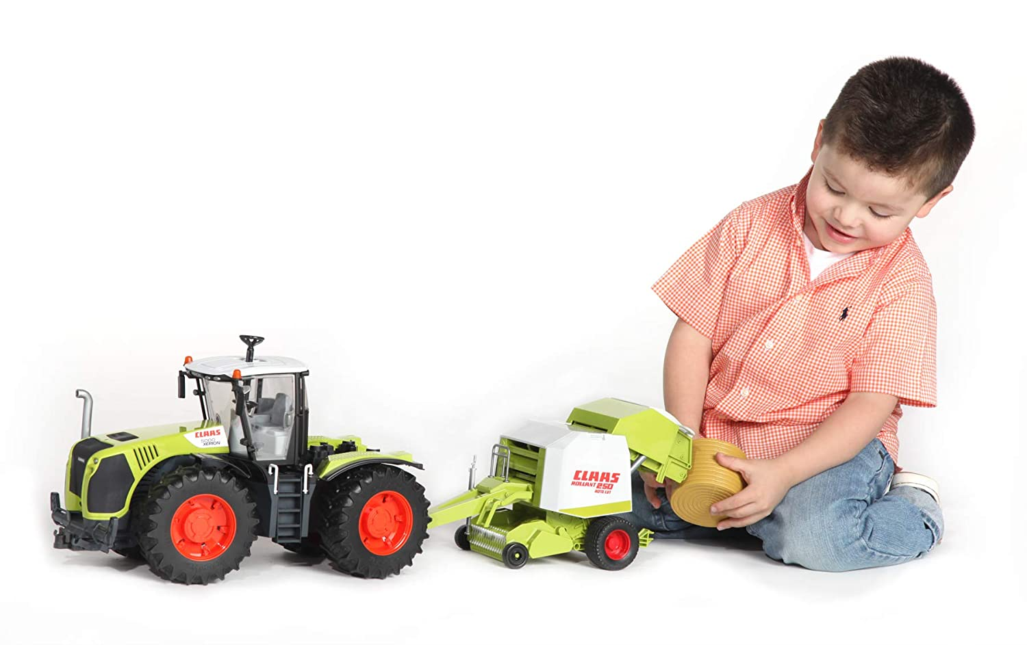 Trattore Claas Xerion 5000 Bruder 03015