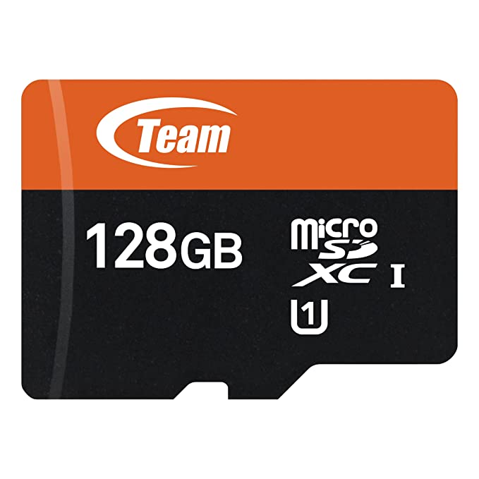 90 opinioni per Team Group Micro SD scheda di memoria con Adattatore SD 128 GB Class 10 UHS-I