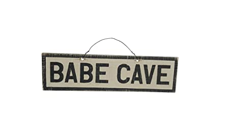 a8e32c6230 Weathered Signs Babe Cave Wood Sign | Brandy Melville Original Sign ...