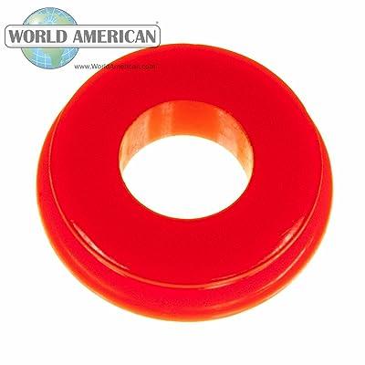 World American WA9017R Glad Hand Seal: Automotive