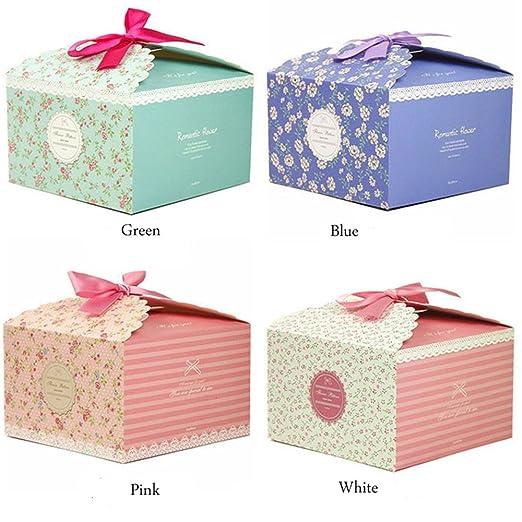 2 opinioni per Chilly Scatole Regalo, set di 12scatole regalo decorative, Homemade Treats