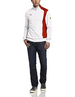 Amazon.com: Puma Ferrari – Chaqueta para hombre: Clothing