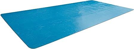 Oferta amazon: Intex 29029 - Cobertor solar para piscinas rectangulares 488 x 244 cm