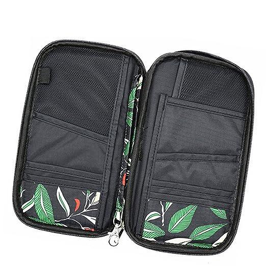 Leather Shoes Camouflage Travel Passport Holder Organizer Cover Case Fashion Men Women Id Card Bag Hand Strap Passport Wallets Document Pouch Girls
