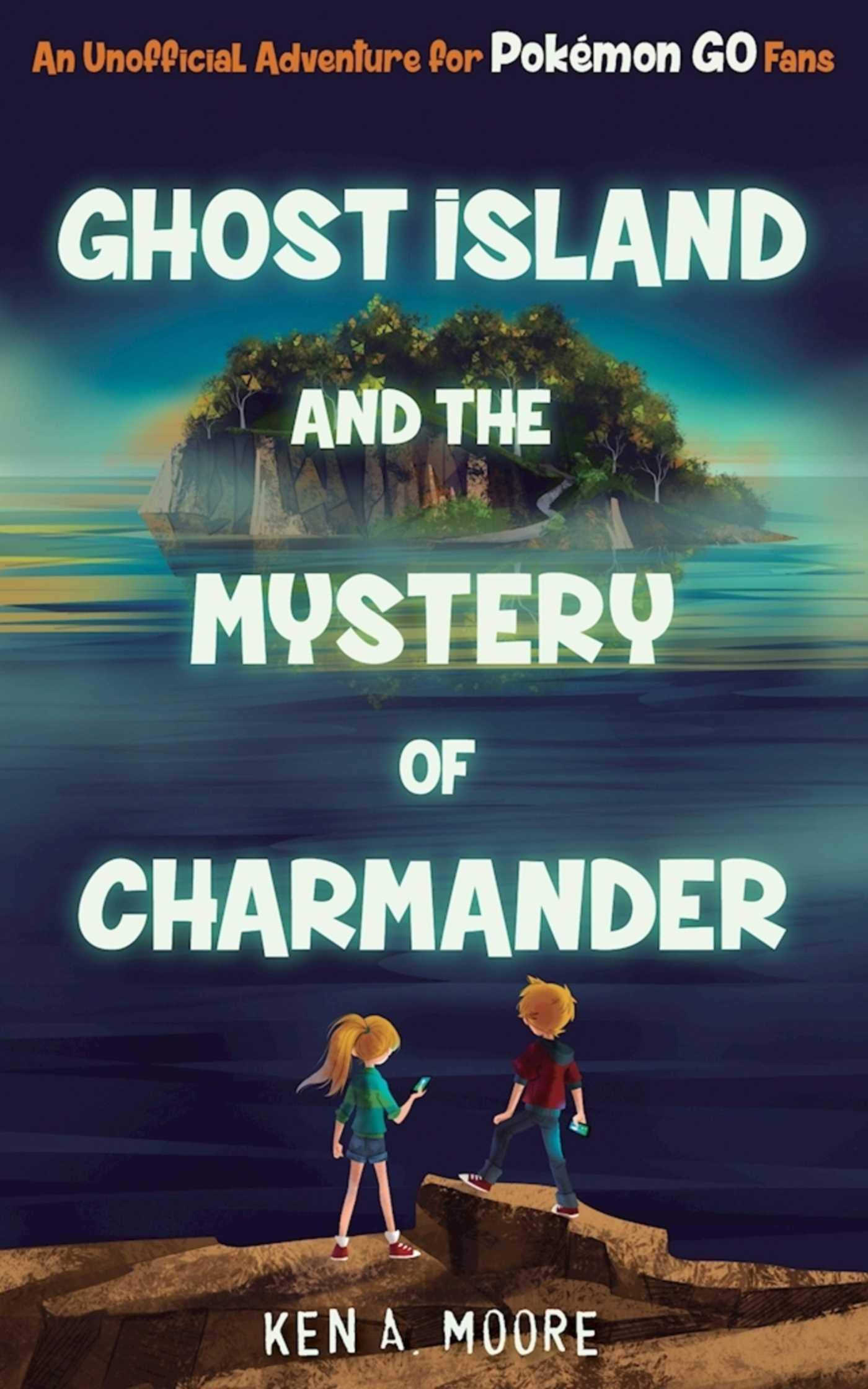 Ghost Island and the Mystery of Charmander: An Unofficial
