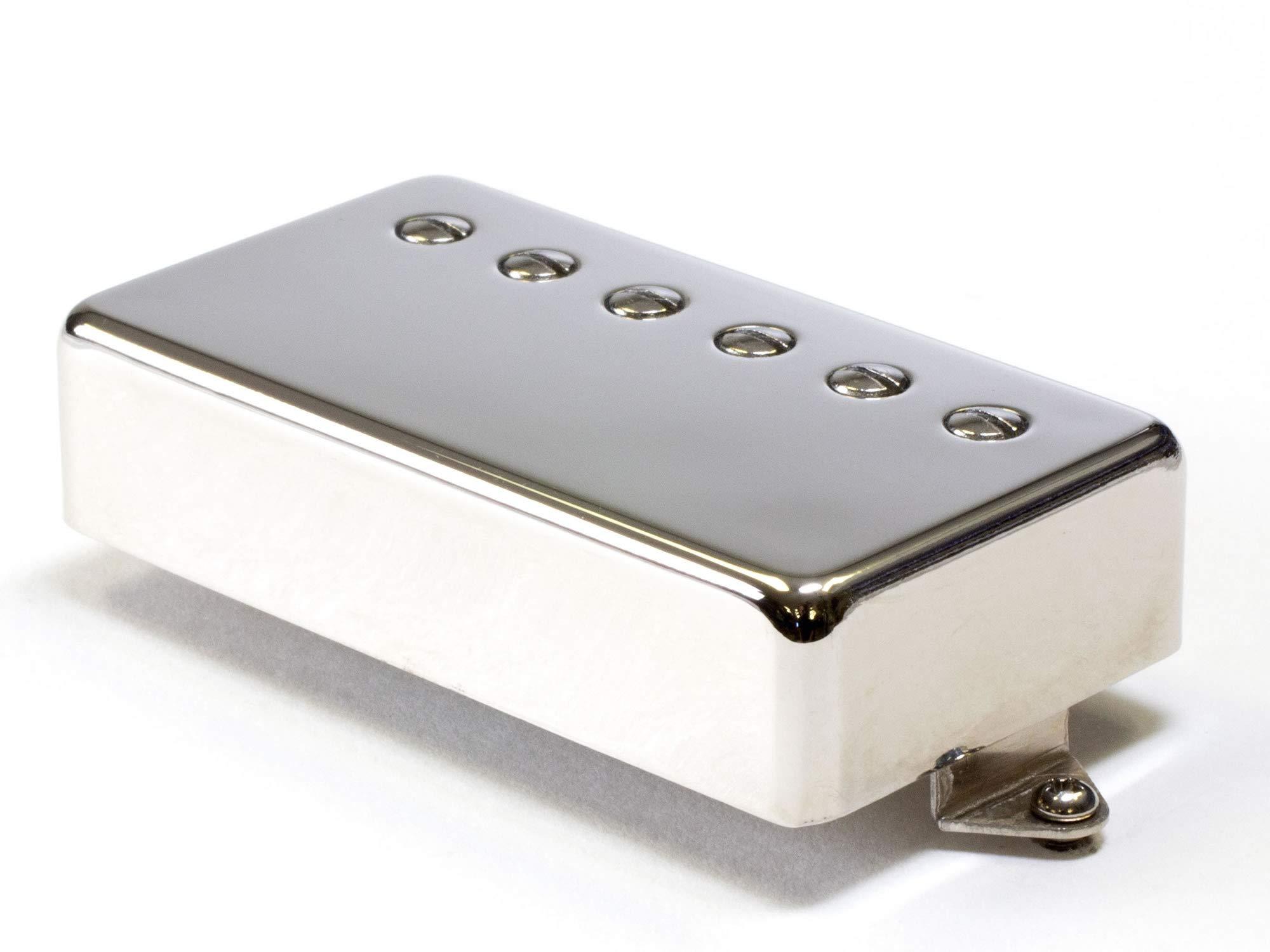 Suhr Guitars Thornbucker Pickup, Bridge 53mm, Nickel (Mirror-Finish) by ToneShaper