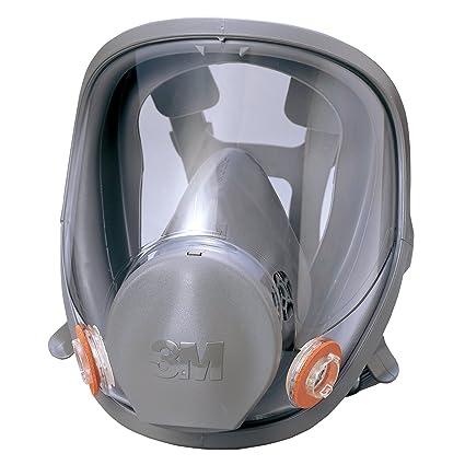 3M 防毒マスク 面体 6000F Mサイズ 6000F M