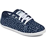 Asian Shoes Ladies LR-15 Navy Blue shoe