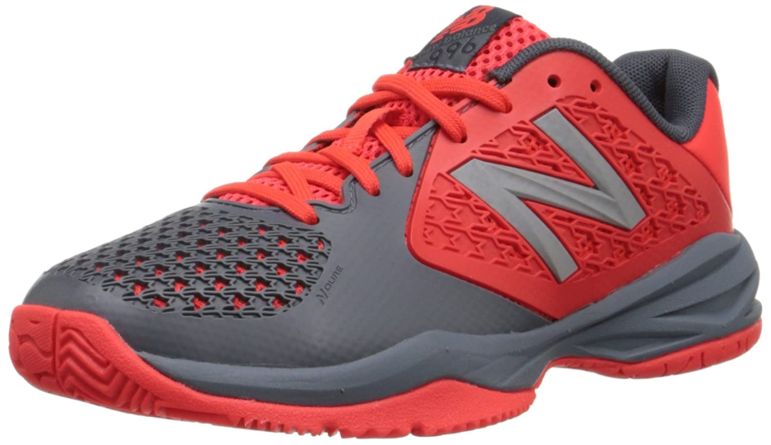 watch d4951 aaf5a Amazon.com   New Balance KC996Y Tennis Shoe (Little Kid Big Kid)   Racquet  Sports