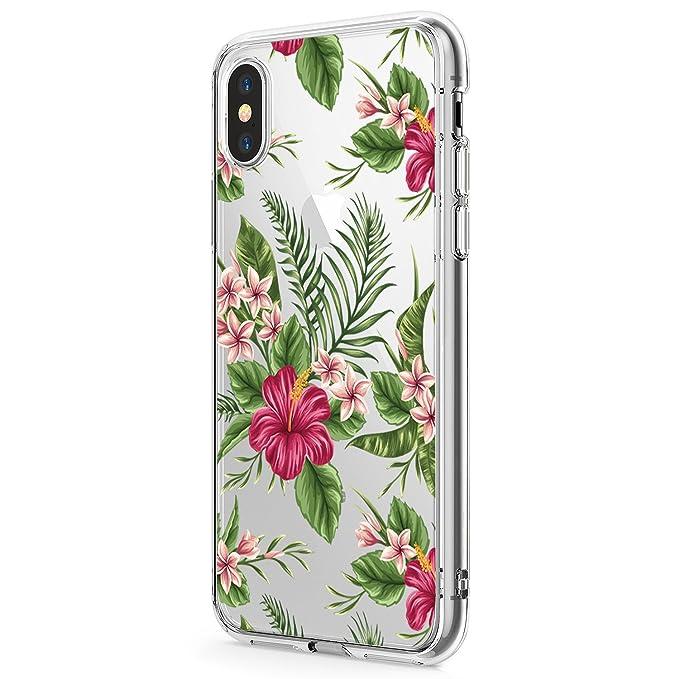Abbigliamento Neivi Cover iPhone 8 Cases Trasparente con Disegni