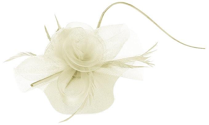 Bons prix design exquis Meilleure vente La Vogue Barrette Pince à Cheveux Fleur Voile Clip Femme Fille Serre-Tête