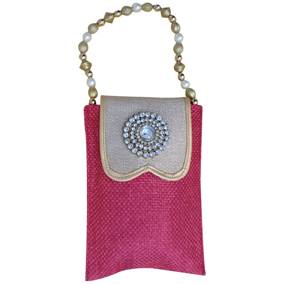 Ratnatraya Women's Mobile(Pouch) Bags for Mother, College Girls | Gift Items for Wedding, Birthday