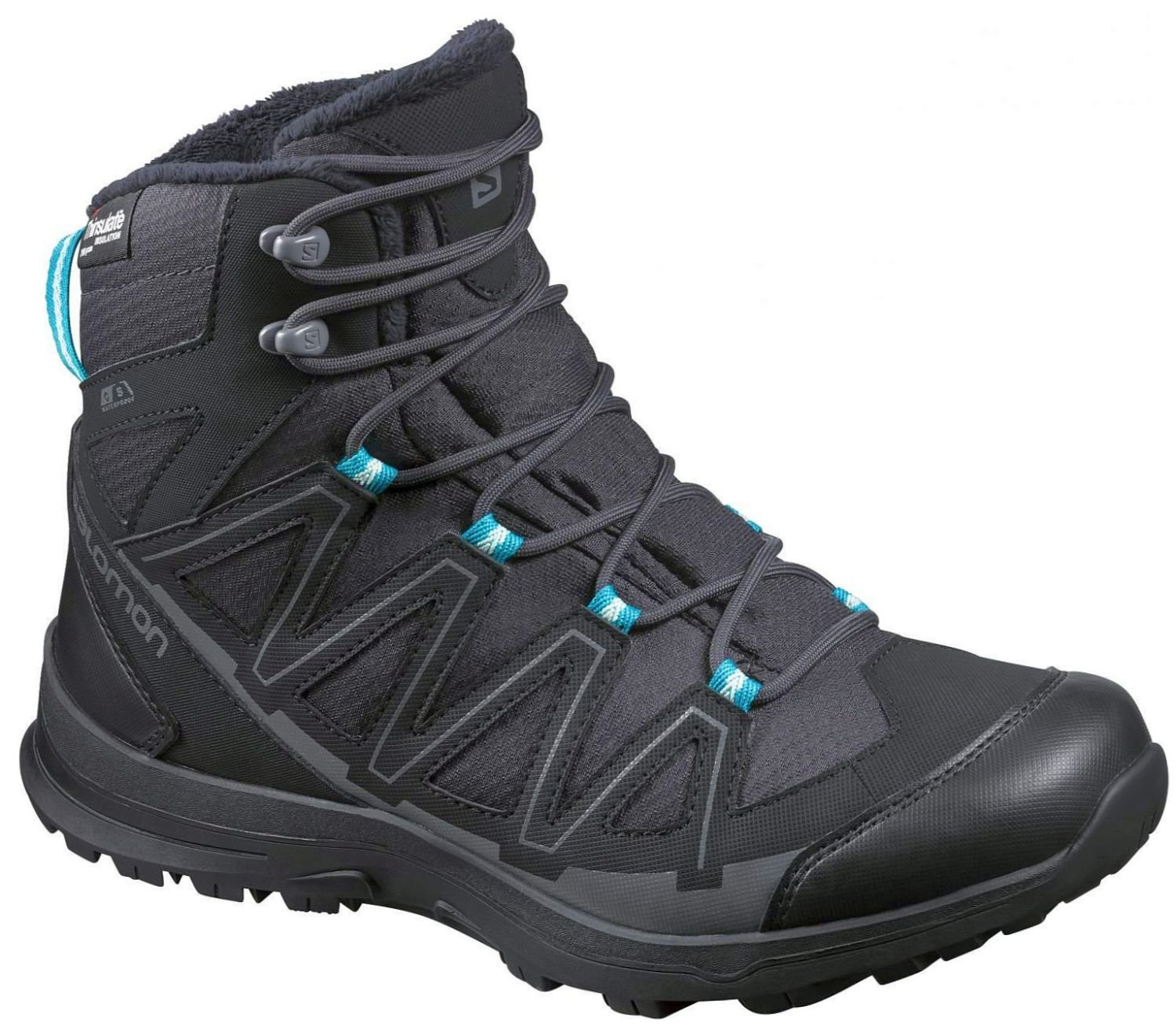 Salomon Damen Winterstiefel Woodsen TS