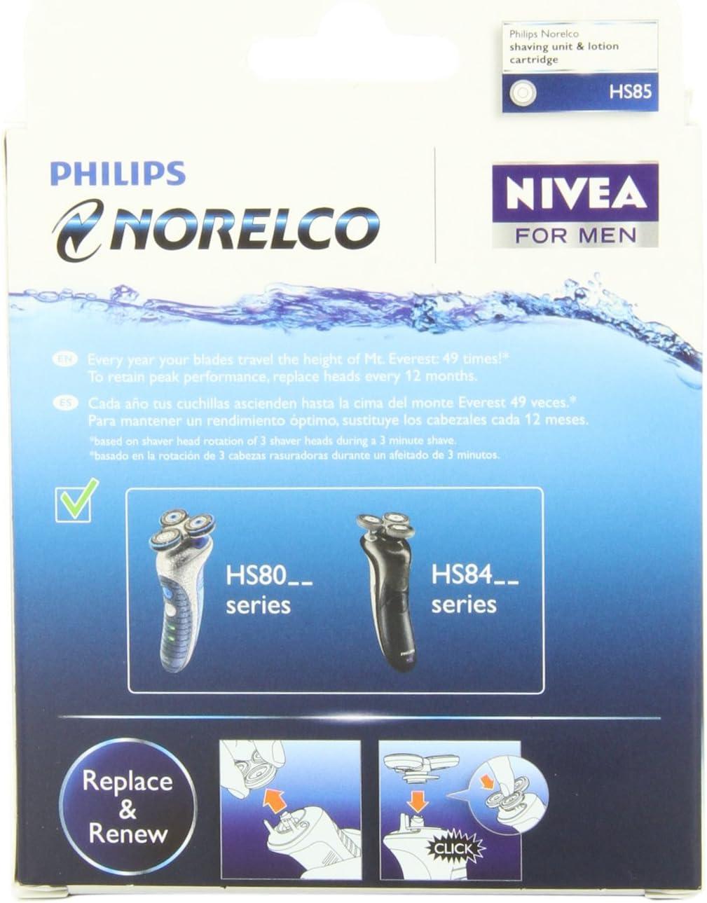 Philips HS85 – Shaver Accesorios: Amazon.es: Hogar