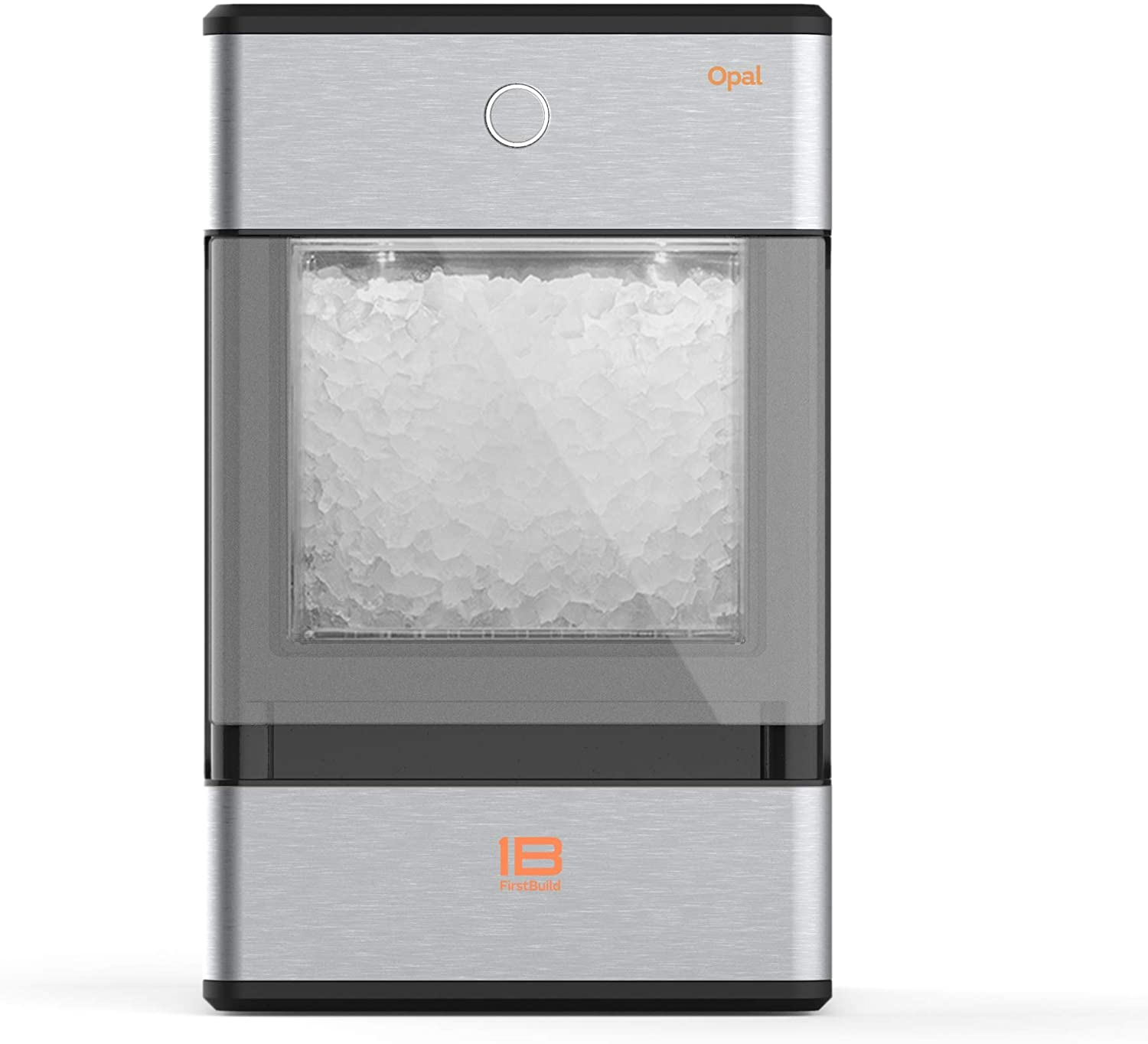Amazon Com Opal Countertop Nugget Ice Maker Appliances