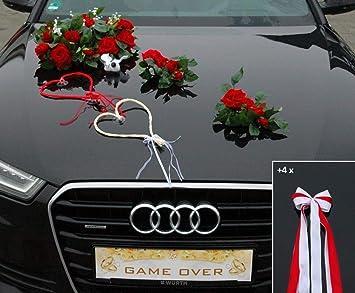 Braut Auto Schmuck